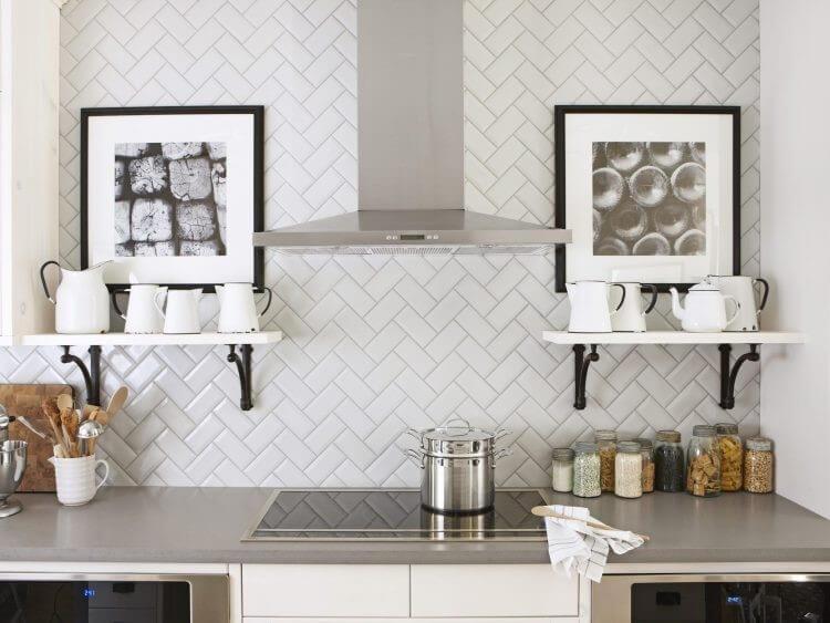 keramik dinding dapur
