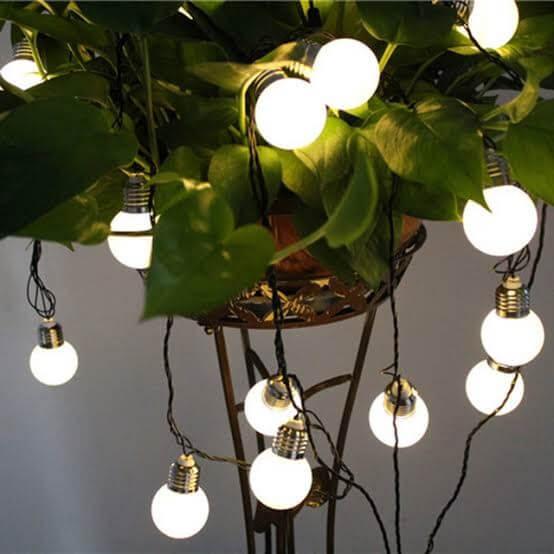 lampu taman hias