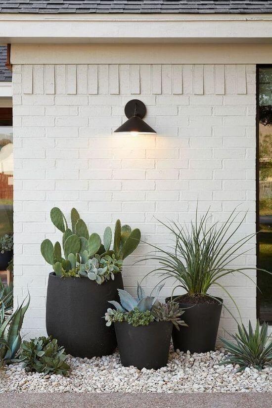 21 Desain Taman Rumah Sederhana Minimalis Depan Dan Belakang