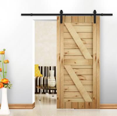 Model pintu kamar mandi