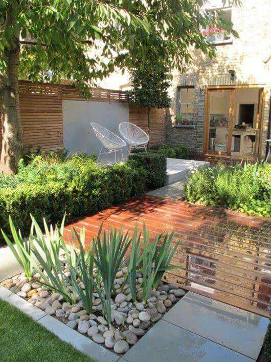 Taman rumah minimalis cantik