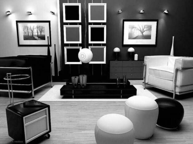 21 Inspirasi Warna Cat Ruang Keluarga Minimalis Yang Sejuk