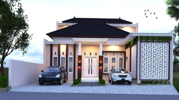 43 Inspirasi Model Desain Rumah Minimalis Terbaru Modern Sederhana