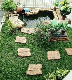 Jenis rumput taman