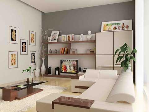 Cat Interior Rumah