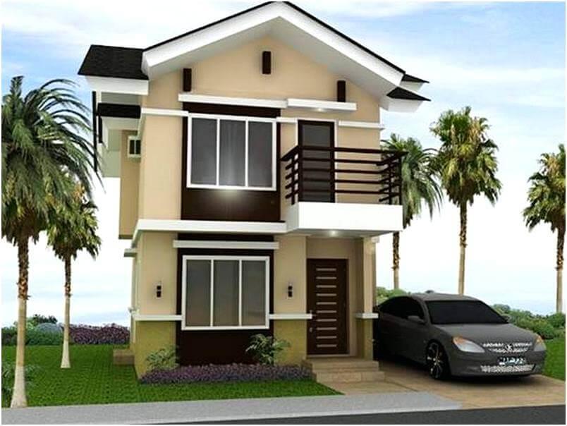 57 Desain Rumah Minimalis 2 Lantai Modern Dan Sederhana Terbaru